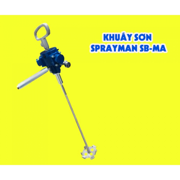 Khuấy sơn Sprayman SB-MA