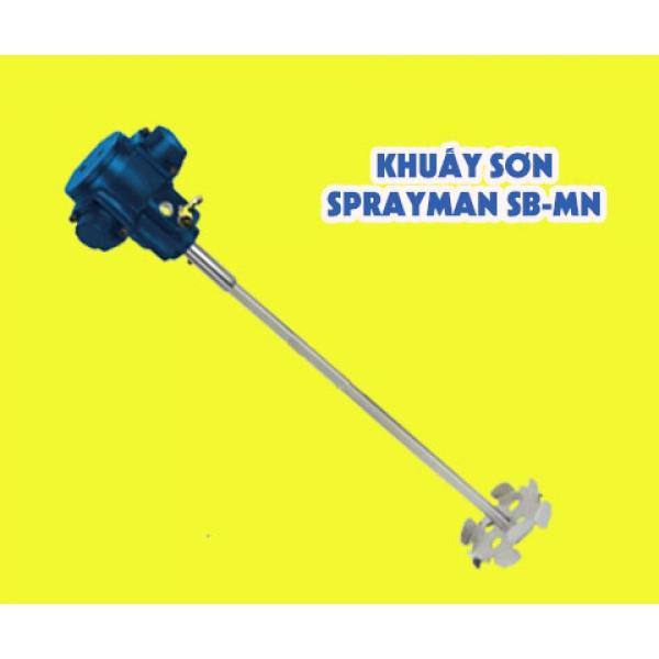 Khuấy sơn Sprayman SB-MN