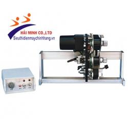 Máy in date lắp trên máy đóng gói HM-MI004