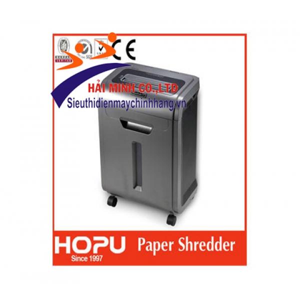 Máy hủy tài liệu Hopu SD410B