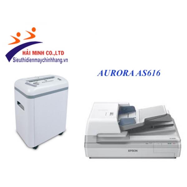 Máy hủy tài liệu AURORA AS616