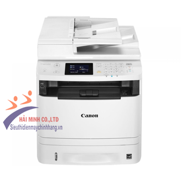 Máy in Canon MF416DW (in, scan, copy, fax, ADF, in 2 mặt, wifi, mực 319)