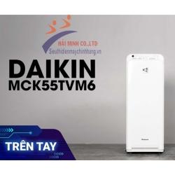 Máy lọc không khí và tạo ẩm Daikin MCK55TVM6