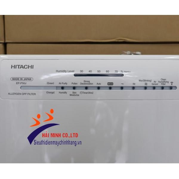 Máy lọc không khí và tạo ẩm HITACHI EP-P50J