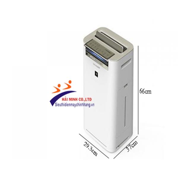 Máy lọc không khí và tạo độ ẩm Sharp KC-G60EV-W