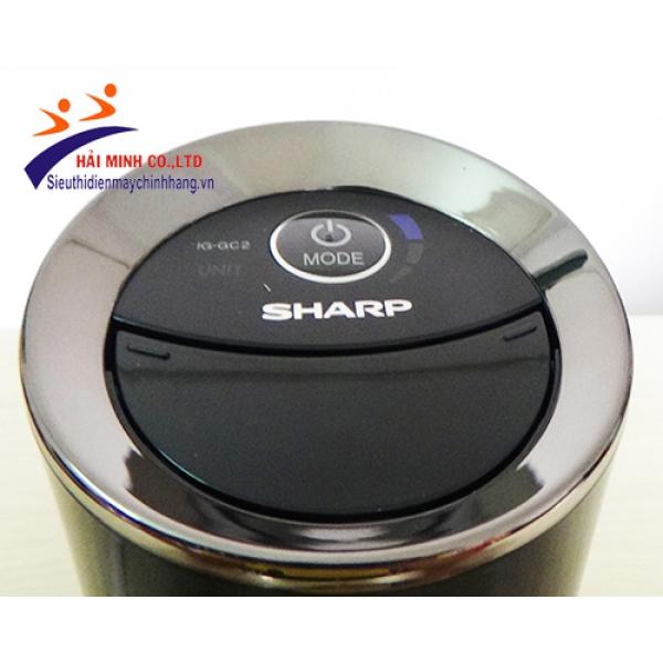 Máy lọc không khí cho xe hơi Sharp IG-GC2E