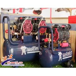 Máy nén khí không dầu MK-2850 (50L)