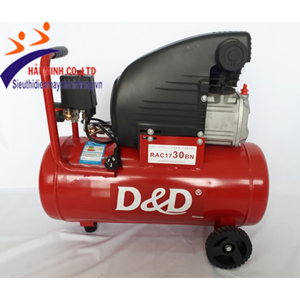 Máy nén khí D&D RAC1730BN