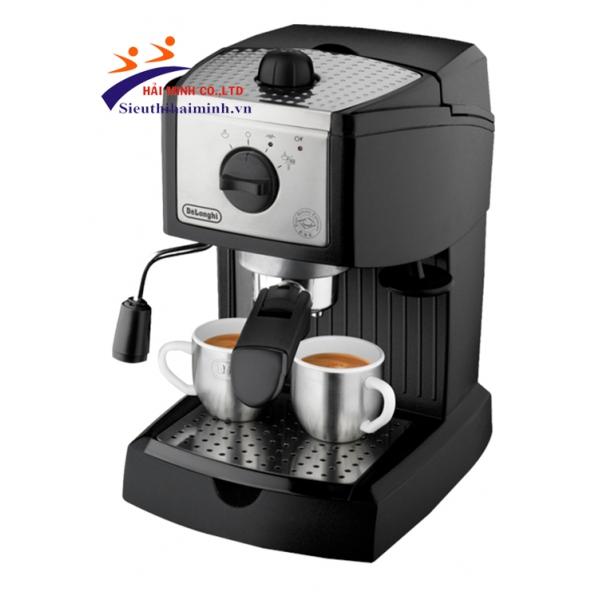 Máy pha cà phê DeLonghi EC156 B (Đen)