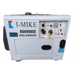 Máy phát điện diesel I-Mike DG6900SE (cách âm thường)
