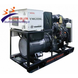 Máy phát điện Yanmar YMG32SL (máy trần 1 pha)