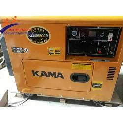 Máy phát điện diesel KAMA KDE 6500TN (5kva)