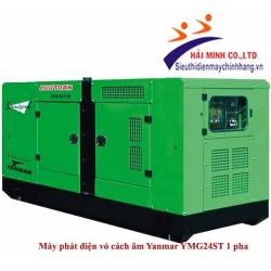 Máy phát điện Yanmar YMG24SL(1 pha)