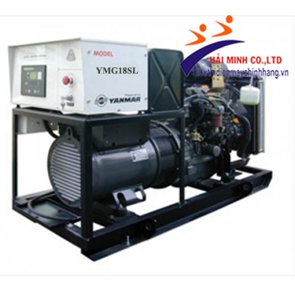 Máy phát điện Yanmar YMG18SL ( máy trần 1 pha)