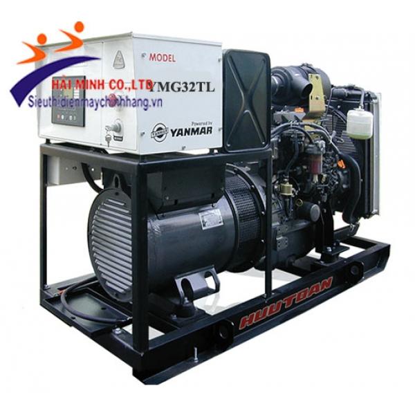 Máy phát điện Yanmar YMG32TL( máy trần 3 pha)