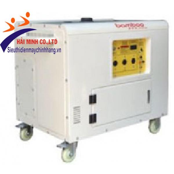 Máy phát điện Bamboo 12000E (10KW xăng)