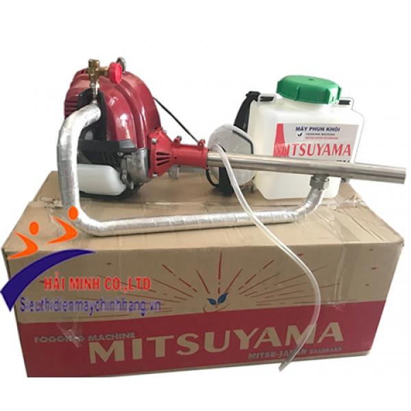 Máy phun khói diệt côn trùng Mitsuyama TL-35N