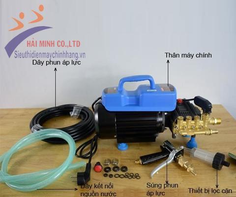 máy rửa xe Oshima OS-1100A