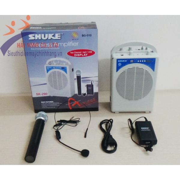 Máy trợ giảng không dây Shuke SK-290