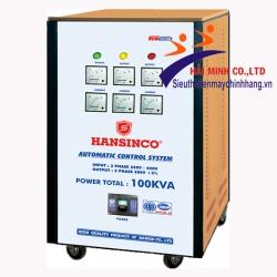 Ổn Áp HANSINCO 3 pha 100KVA