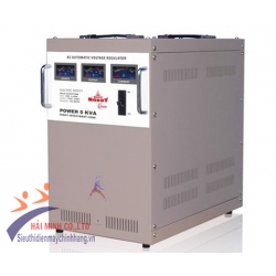 Ổn Áp Robot 1 Pha Classy 5KVA (90V-250V)