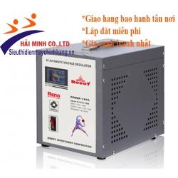 Ổn áp Robot 1KVA RENO 818 (140V - 250V)