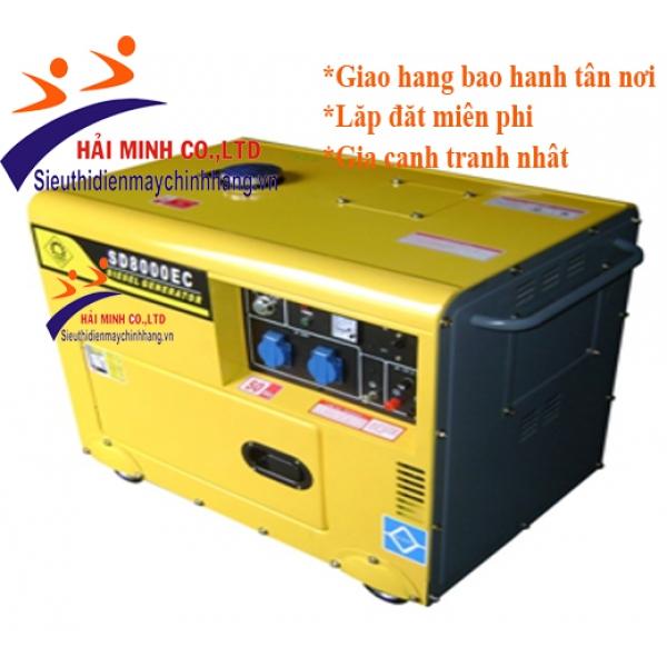Máy phát điện Diesel SAMDI 8000EC-6KW