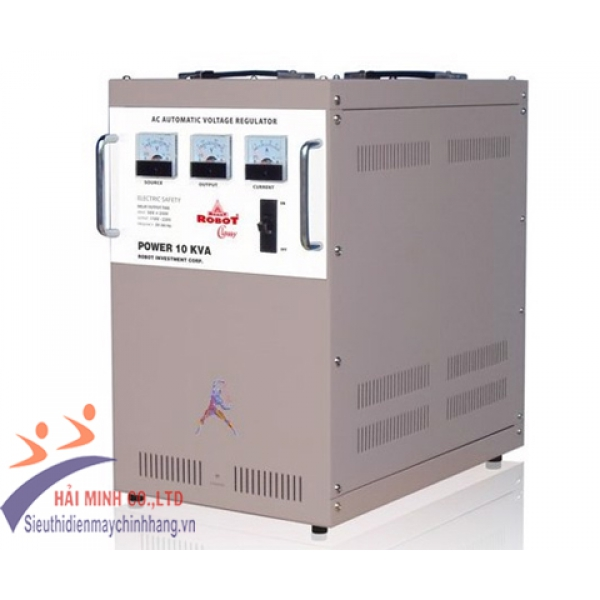 Ổn Áp Robot 1 Pha Classy 10KVA (50V-250V)