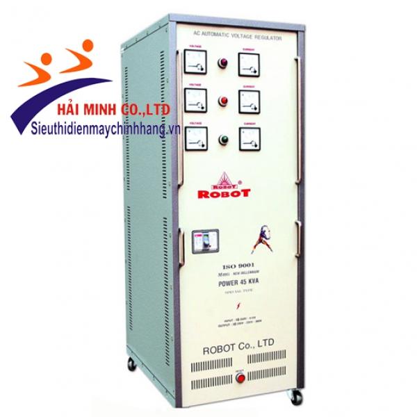 Ổn áp ROBOT 45KVA 3 Pha (260V - 430V)