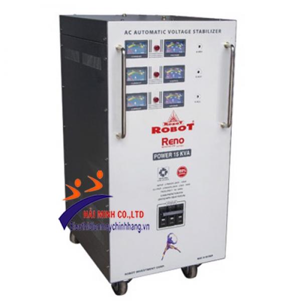 Ổn áp Robot 3 pha 15KVA (160 - 430V)
