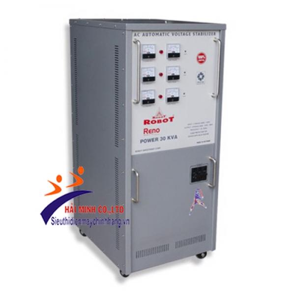 Ổn áp Robot 3 pha 30KVA (160 - 430V)