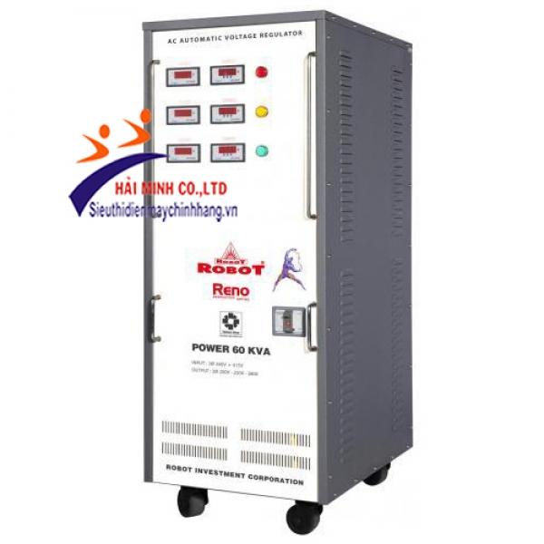 Ổn áp Robot 3 pha 60KVA (160 - 430V)