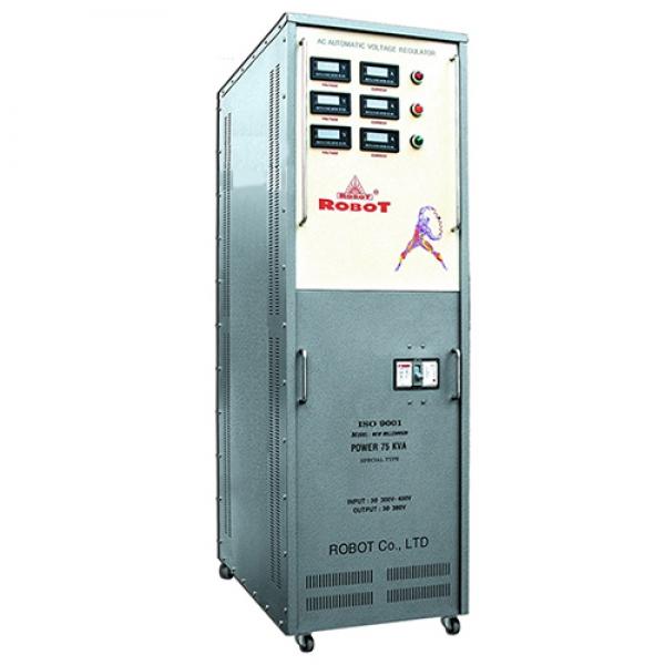 Ổn áp Robot 3 pha 75KVA (160 - 430V)