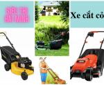 [2] máy cắt cỏ xe đẩy đang có hàng sẵn ở HCM
