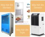 Đánh giá 4 dòng máy hút ẩm công nghiệp HOT nhất
