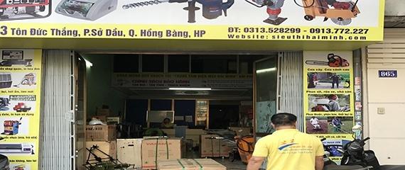 Máy phát điện Hải Phòng Quảng Ninh Hải Dương